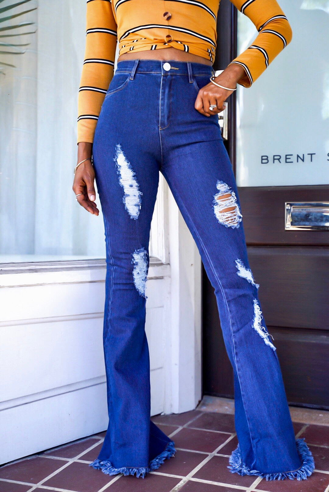 """Bell Ringer"" Denim"