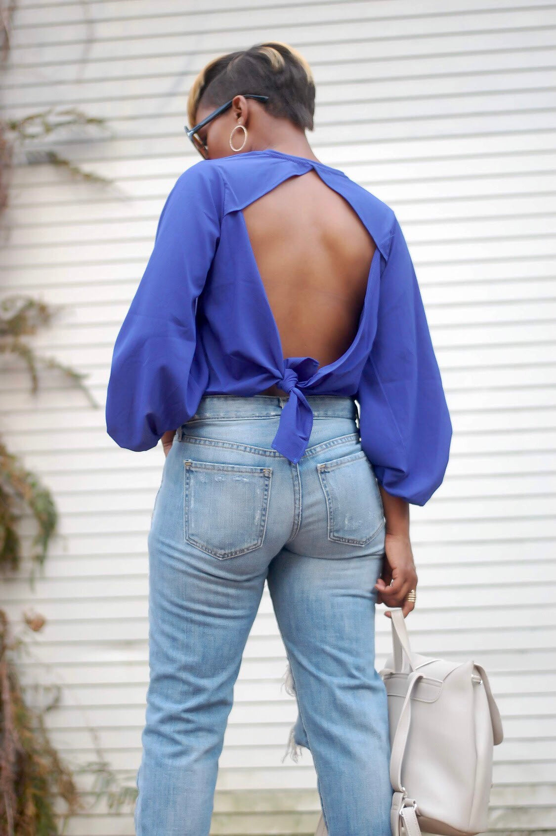 Open Back Top (More Colors + Limited Quantities)