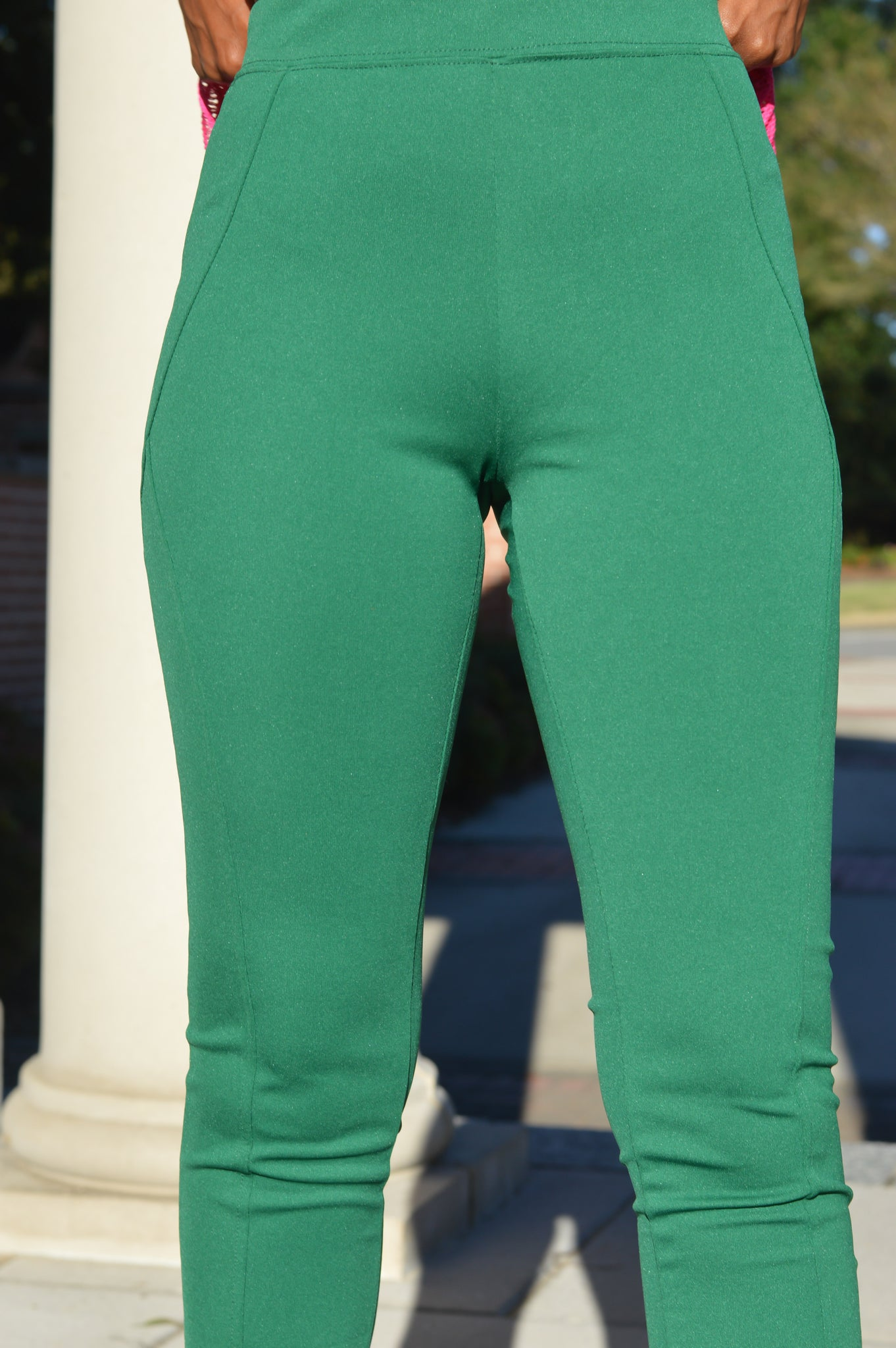 """Bright Jade"" Legging"