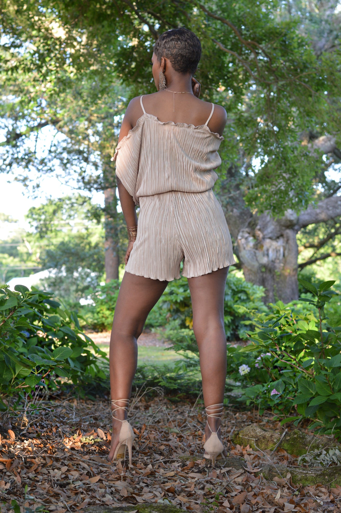 """Crush on You"" Romper"