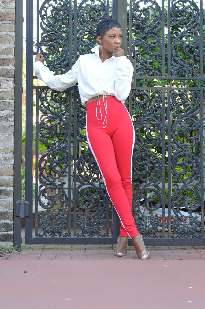 """In the Red"" Legging"