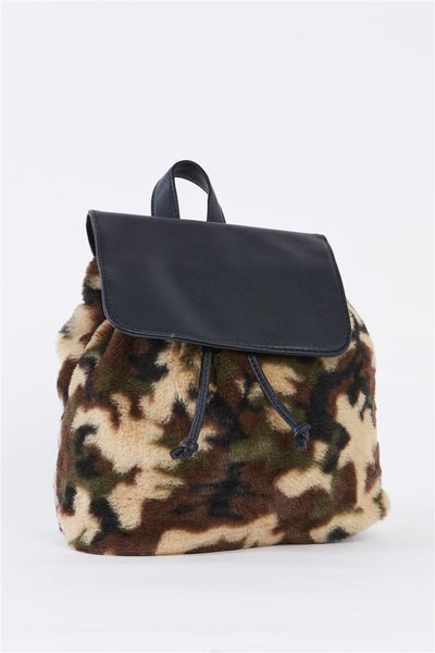 """Camo"" Backpack"