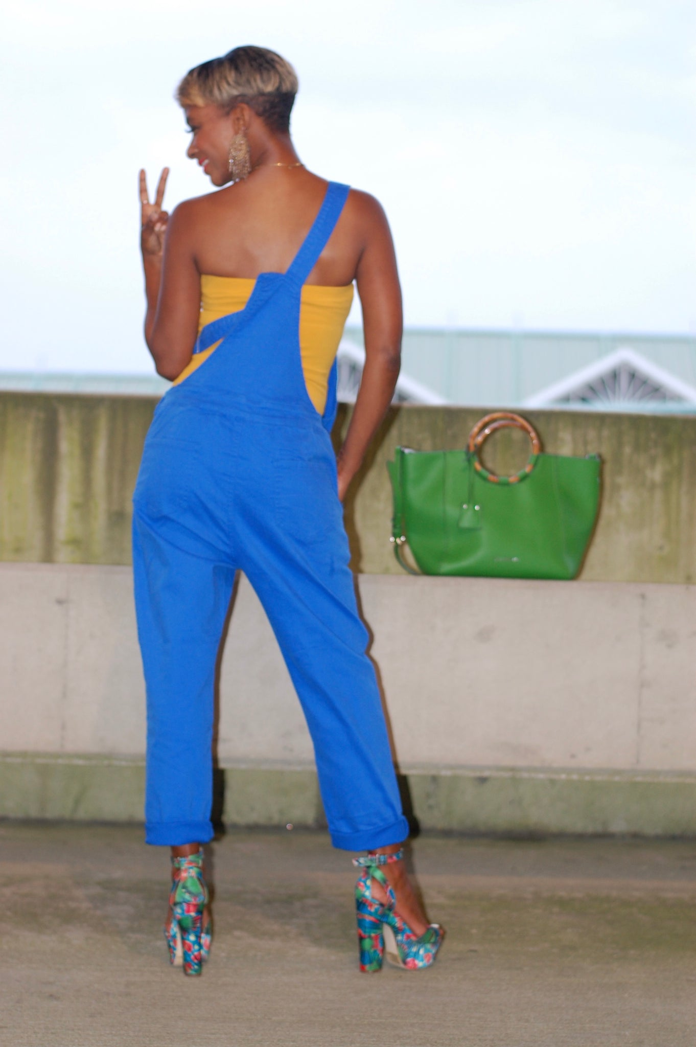 """Over-It-All"" Jumpsuit"