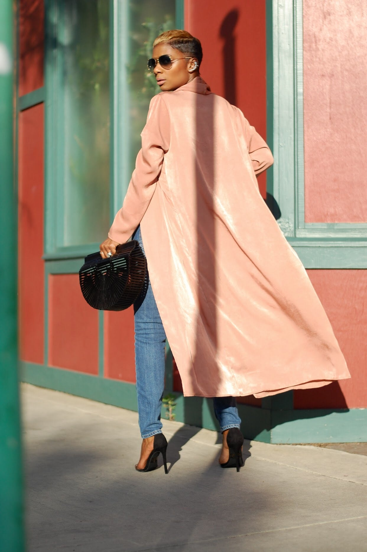 Taupe Duster