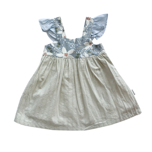 Baby Girls Hattie Dress A Mid Summers Night