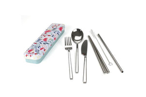 Cutlery Set Botanical