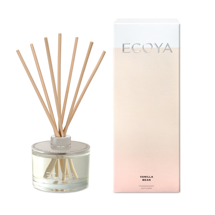 Mini reed diffuser Vanilla bean