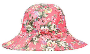 Beach hat Tropical Strawberry
