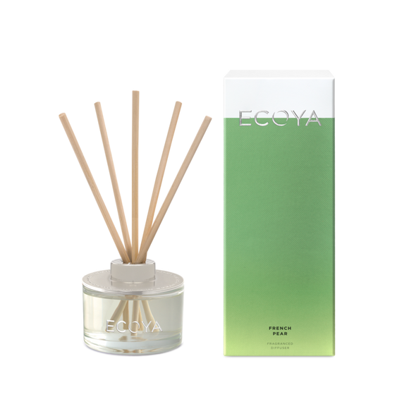 mini reed diffuser french pear