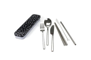 Cutlery Set Criss Cross