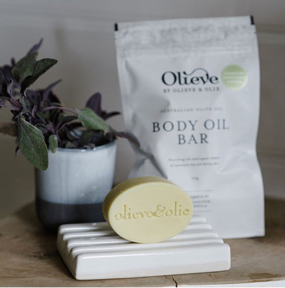 Body Oil Bar Clementine
