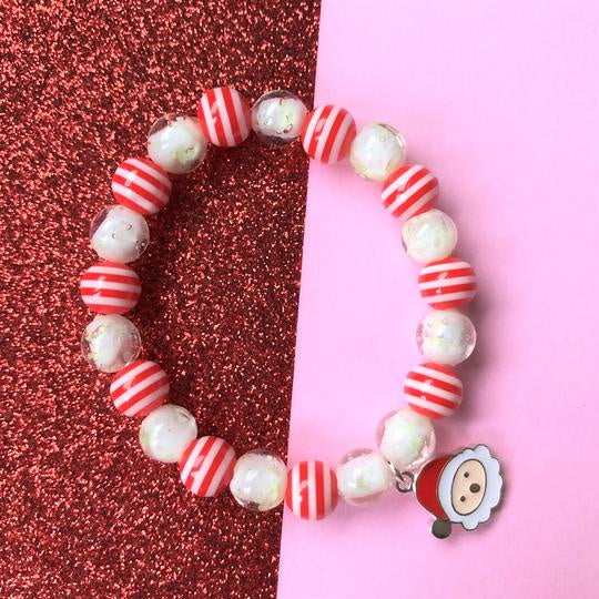 Christmas Glow in the Dark Bracelet