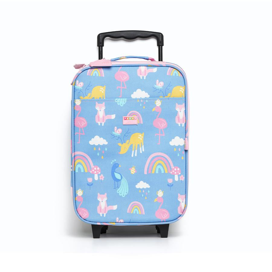 Penny Scallan Wheelie Case Rainbow