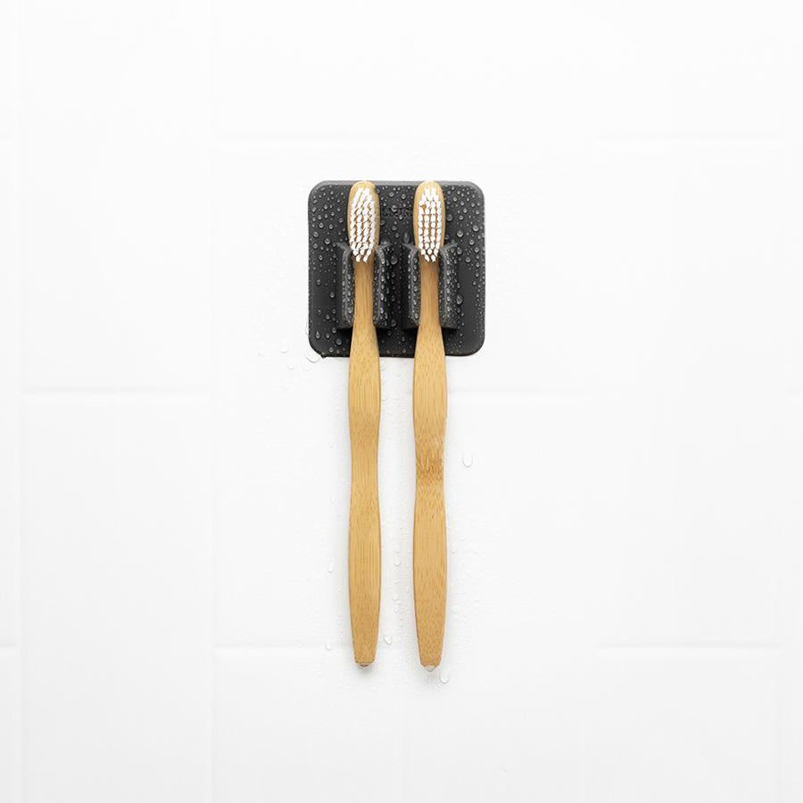 The George Toothbrush Rack Charcoal