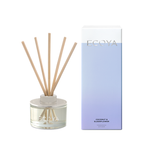 Reed Diffuser Mini Coconut and Elderflow