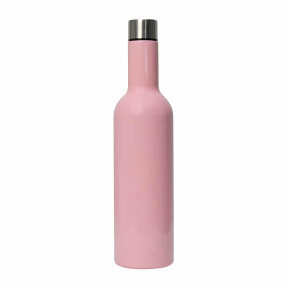 wine bottle Stainless Steel -gloss Candy