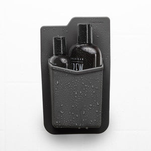 The Frank Shower Caddy Charcoal