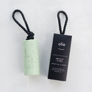 Soap on a Rope 250g