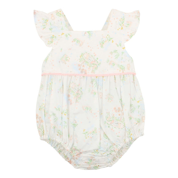 Emmy Bow Romper