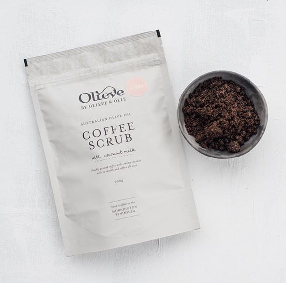 Coffee Scrub Chai 200g