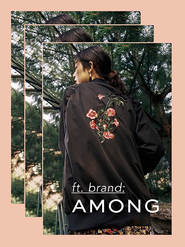 Featured Brand : Among Seoul