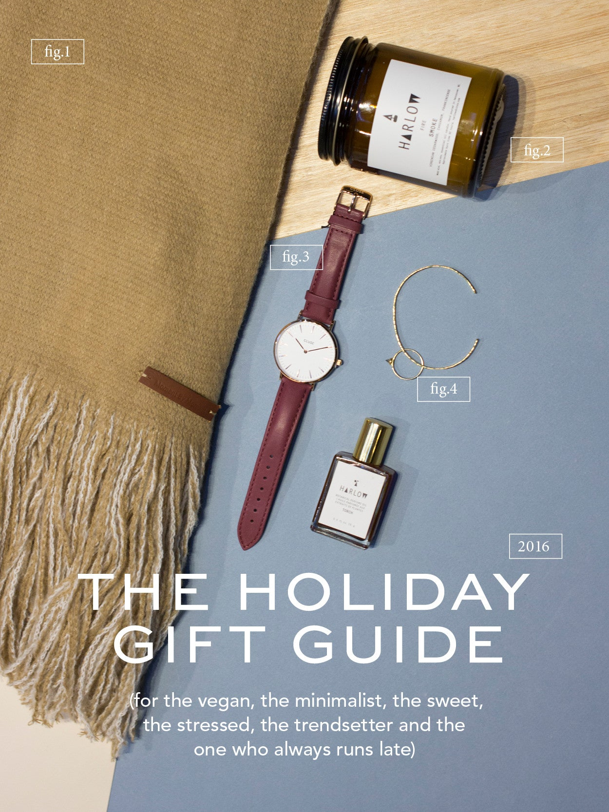 #ECLEgiftguide Holiday Gift Ideas