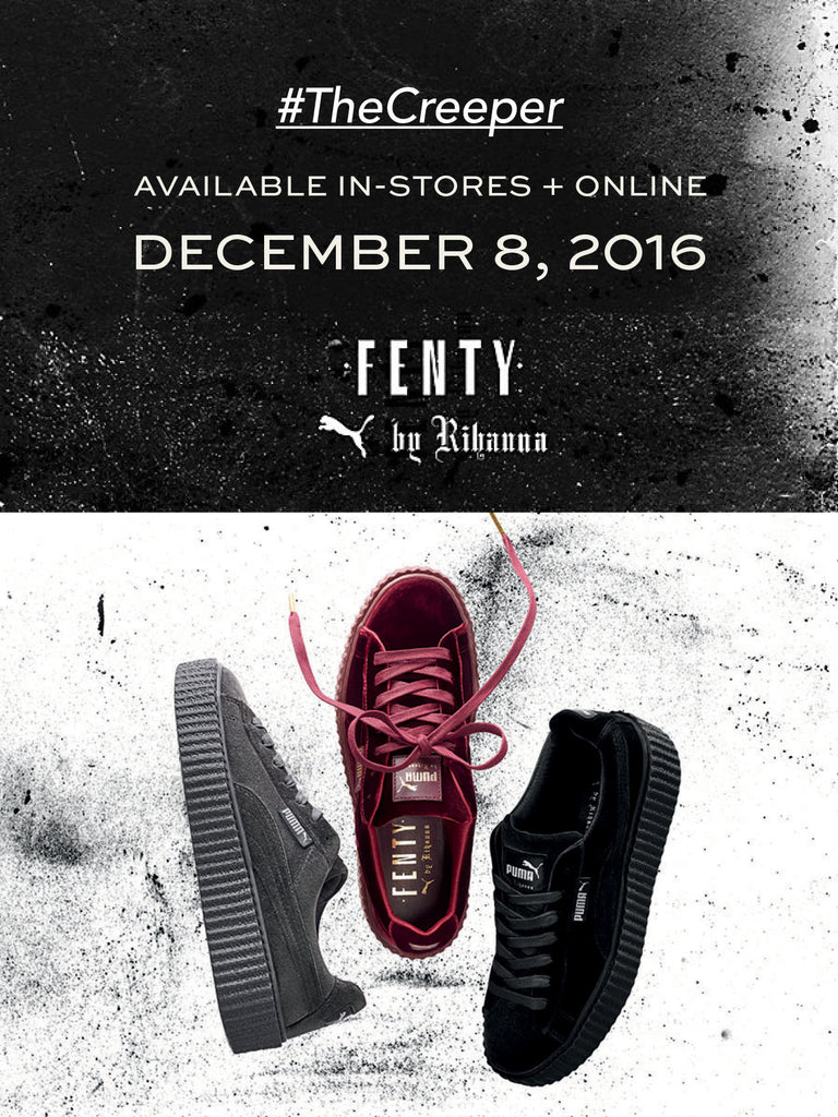 #EcleFeature Fenty X Puma By Rihanna
