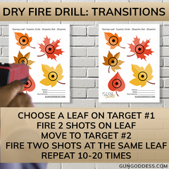Transition Training Drill