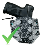 proper holster fit - covering trigger guard
