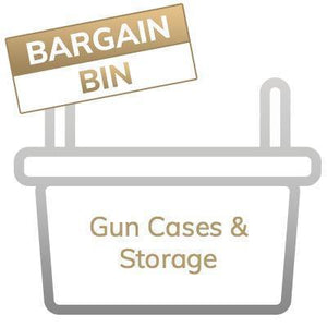 Bargain Bin: Gun Cases & Storage - Final Sale, No Returns