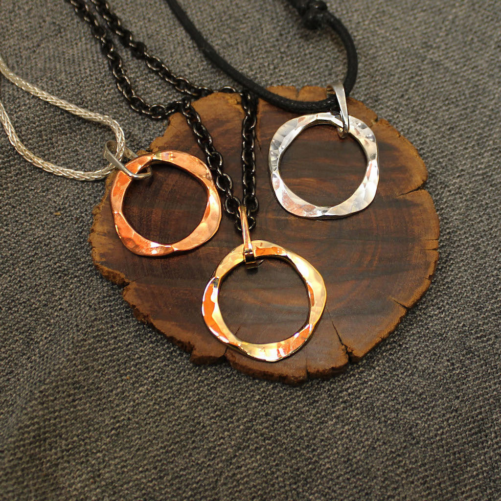 Four Corner Pendants