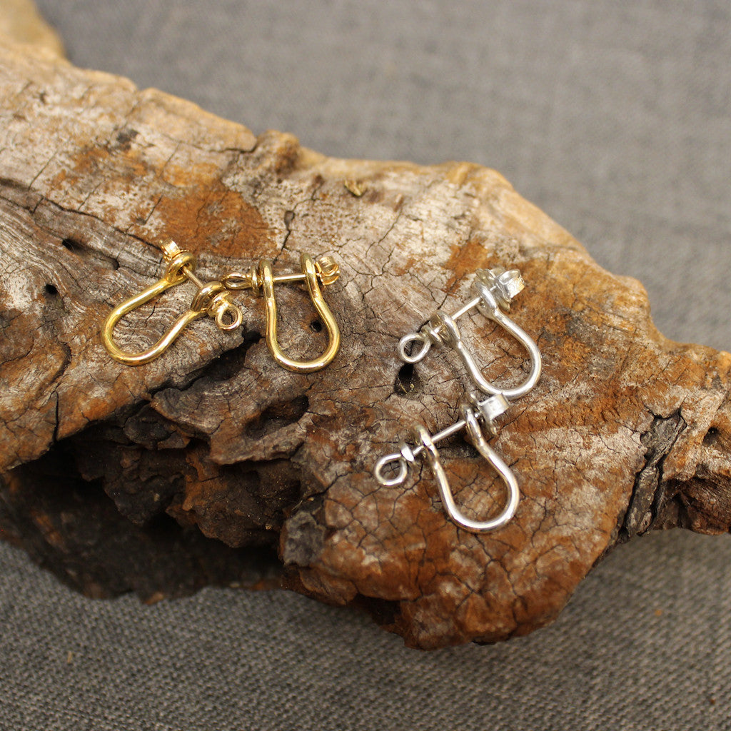 Sailor's Shackle Earring