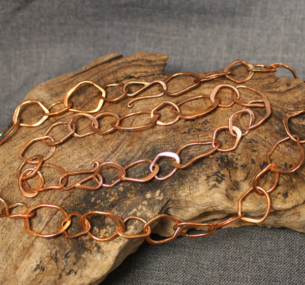 Shard Copper Chain