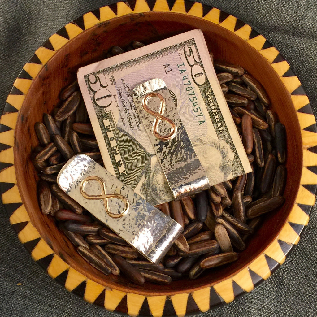 Infinity Money Clip