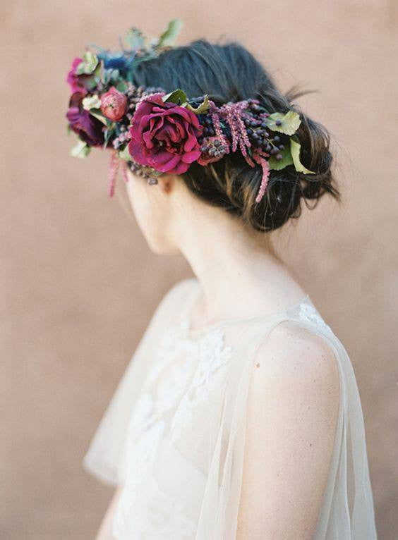 Floral Crown & High Tea WORKSHOP