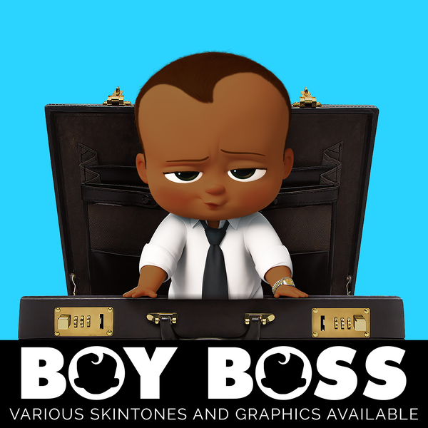 Boss Baby Boy Birthday