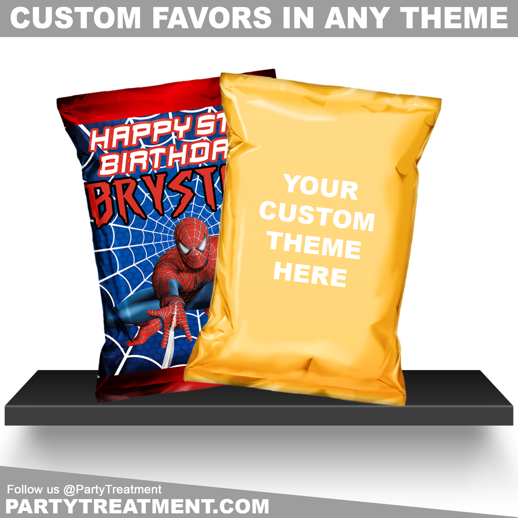 Custom Chip Bag
