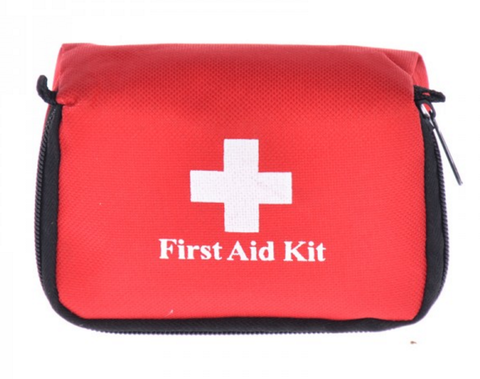 Emergency First-Aid Travel Kit