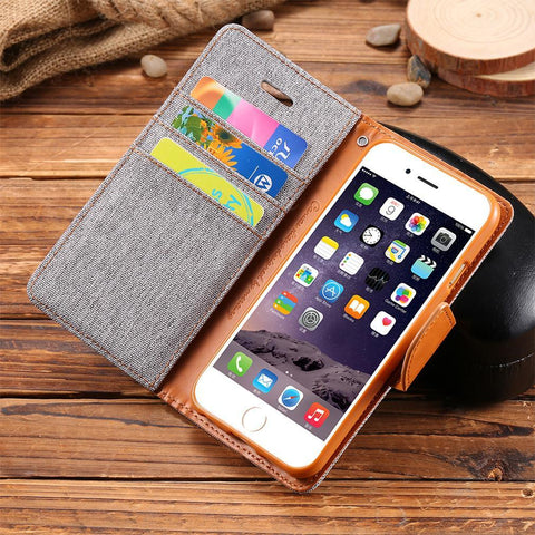 NEW Trendy PU Leather iPhone