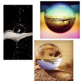 Crystal Ball Lens Photography Sphere - Freedom Travel Gear