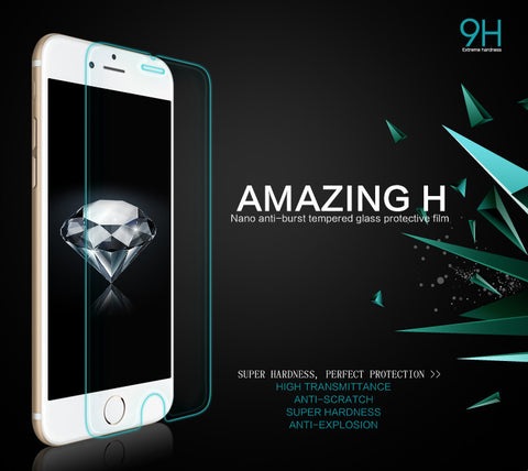 FREE! Explosion-Proof Tempered Glass Protective Film For iPhones