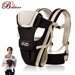 Designer Front Facing 4-in-1 Baby Kangaroo Sling Carrier - Freedom Travel Gear