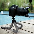 NEW Flexible Octopus Mini Tripod For Cameras