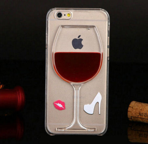 FREE! Limited Edition Wine Cup iPhone Case - Freedom Travel Gear