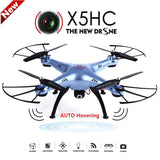 X5HC Remote Control Flying Drone With 2MP HD Camera