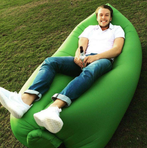 Inflatable Lounger/Air Bed