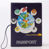 FREE! Various Styles Passport Holders/Covers - Freedom Travel Gear