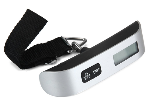Portable Digital LCD Handheld Luggage Scale