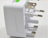 All-In-One Universal Plug Adapter US UK AU EU With USB - Freedom Travel Gear