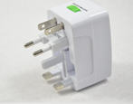 All-In-One Universal Plug Adapter US UK AU EU